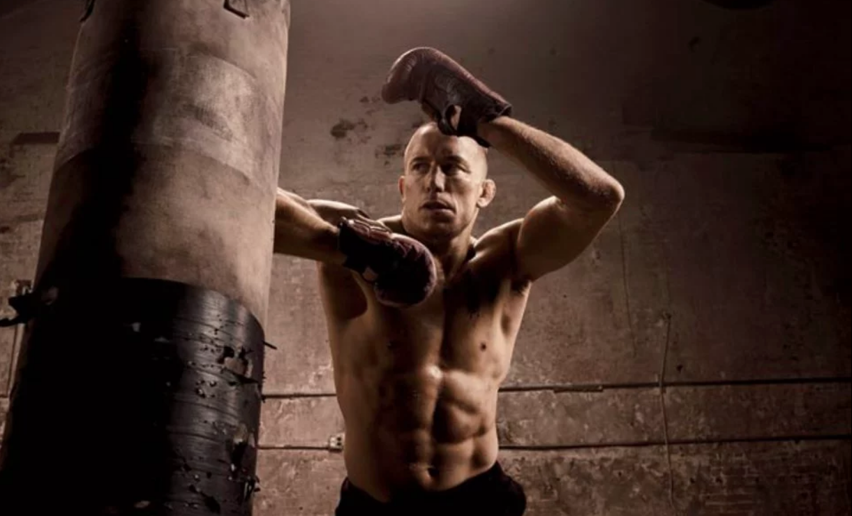 Who Will GSP Fight Next?