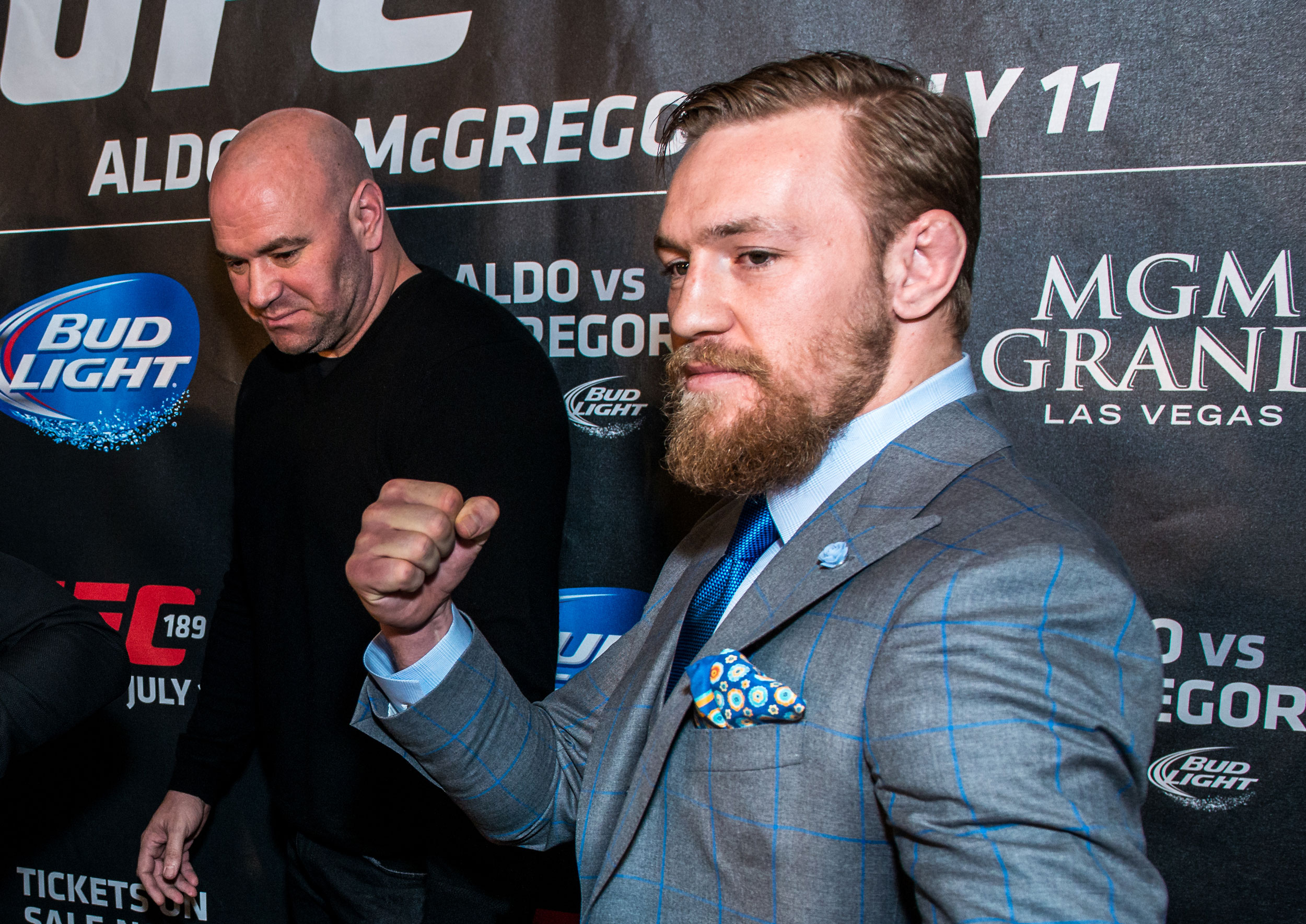 Why Conor McGregor May Never Fight Again